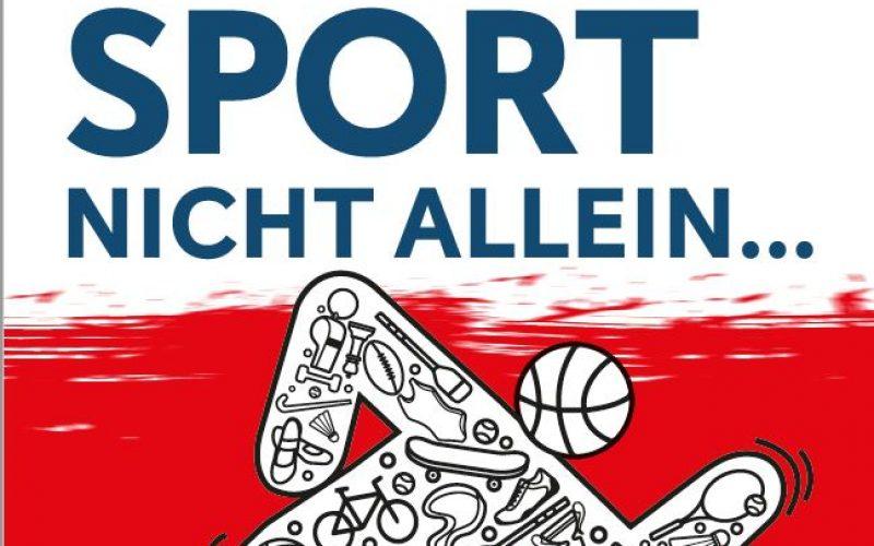 Sport nicht allein